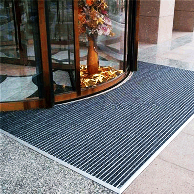Outdoor Entrance Mats (Installed in grooves)