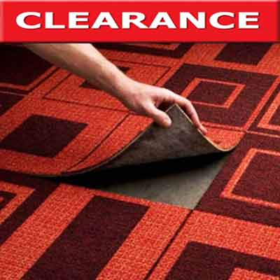 Clearance Carpet Tile