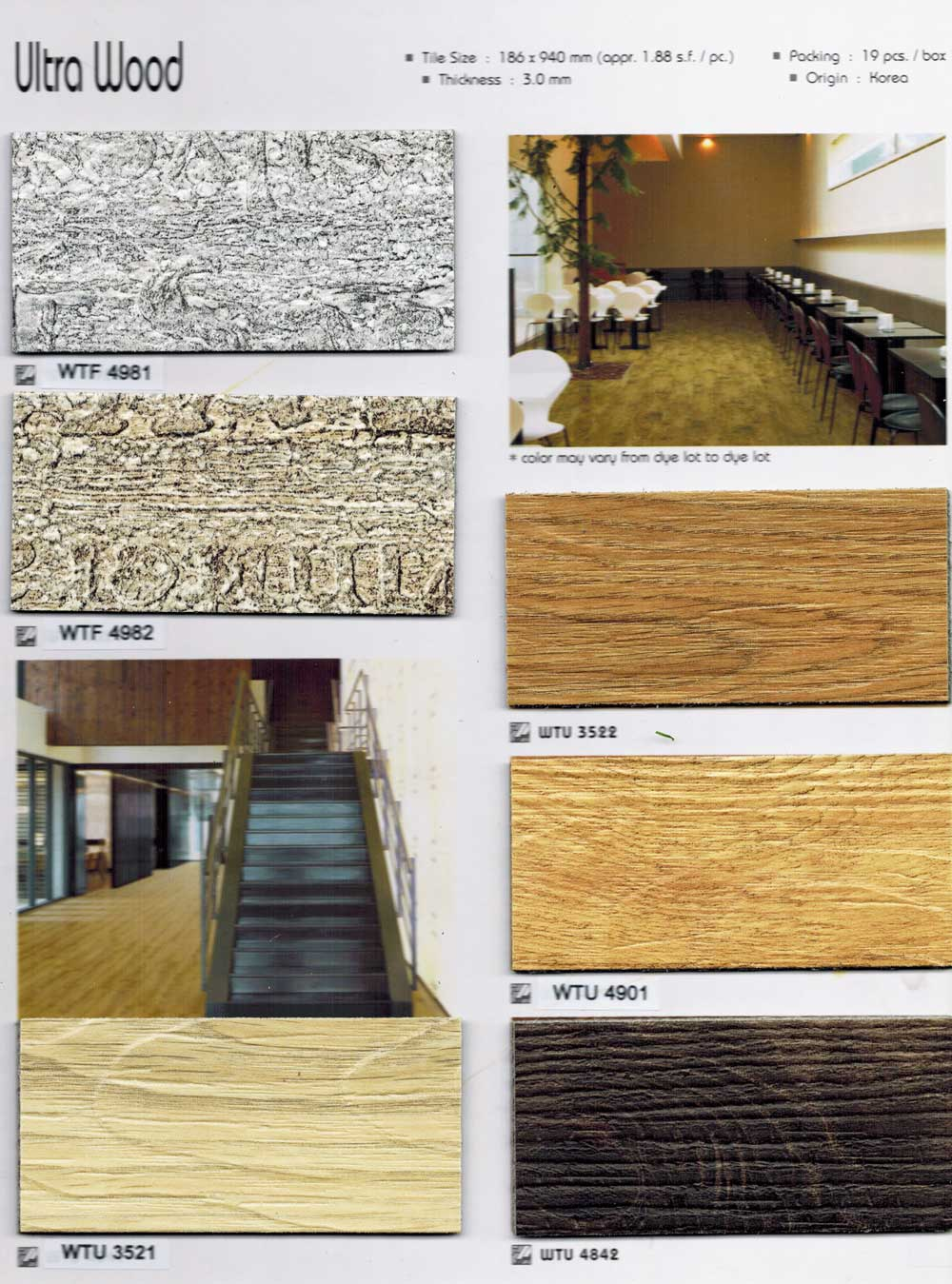 Ultra-Wood
