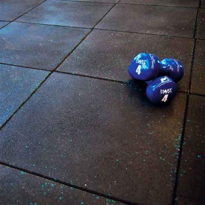GymTile Rubber Flooring