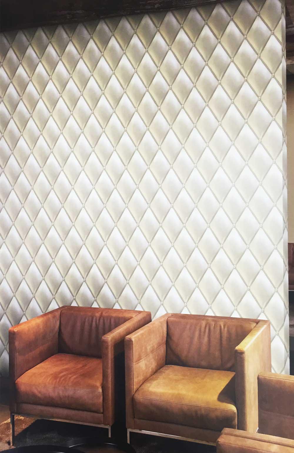 Deco4walls exposed soft diamond wallpaper takyin - Commercial wallpaper pasting machine ...